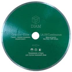 DIAM Granite-Elite 000154 алмазный круг для гранита 125мм Diam По граниту Алмазные диски