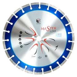 DIAM Железобетон Master Line 000504 1A1RSS алмазный круг для бетона 400мм Diam По бетону Алмазные диски