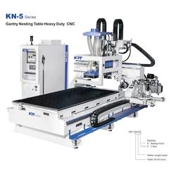 KDT KN-5 Обрабатывающий центр с ЧПУ KDT Обрабатывающие центры Для производства мебели
