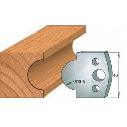 Комплекты ножей и ограничителей серии 690/691 #118 CMT Ножи и ограничители для фрез 40 мм Ножи