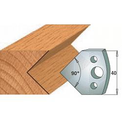 Комплекты ножей и ограничителей серии 690/691 #127 CMT Ножи и ограничители для фрез 40 мм Ножи